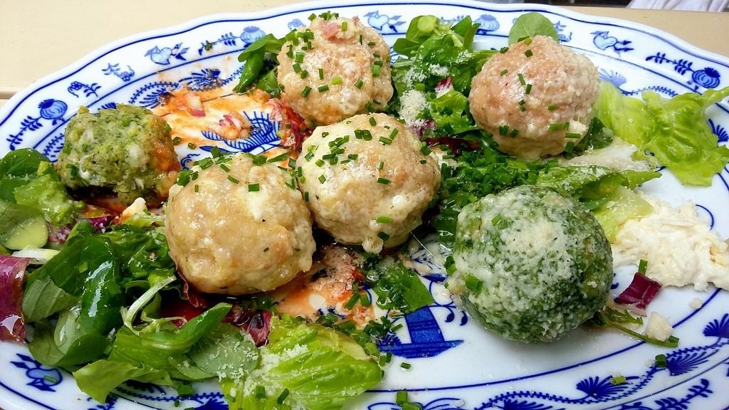 Pranzo al ristorante Ca' de Bezzi di Bolzano