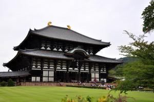Tempio a Nara